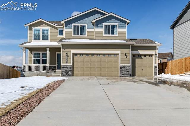 10068 Beckham Street, Peyton, CO 80831 (#8880298) :: Venterra Real Estate LLC