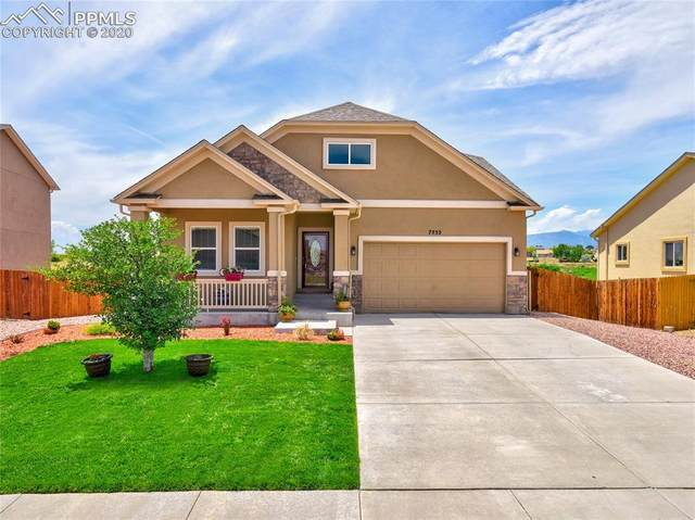 7532 Waterside Drive, Colorado Springs, CO 80925 (#8881914) :: Tommy Daly Home Team