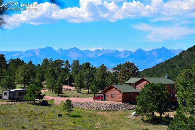 6490 County 255 Road, Westcliffe, CO 81252 (#8883104) :: Action Team Realty