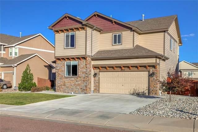 10337 Mt Lincoln Drive, Peyton, CO 80831 (#8888673) :: Simental Homes | The Cutting Edge, Realtors