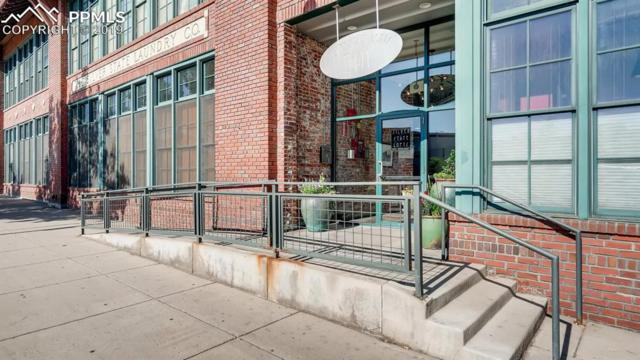 2441 Broadway #107, Denver, CO 80205 (#8889778) :: The Treasure Davis Team
