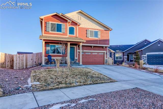 7488 Cat Tail Creek Drive, Colorado Springs, CO 80923 (#8893009) :: Action Team Realty
