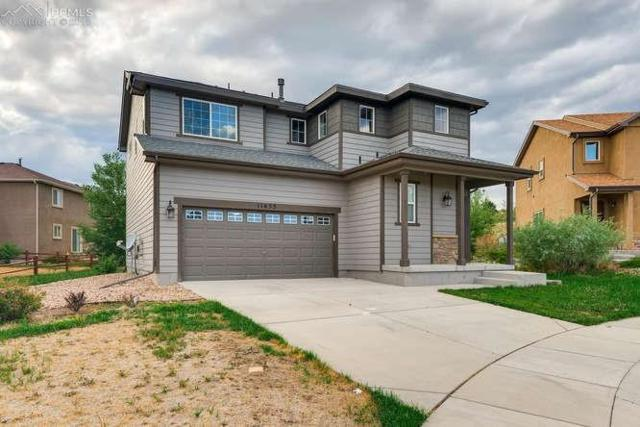 11455 Wildwood Ridge Drive, Colorado Springs, CO 80921 (#8893040) :: The Kibler Group