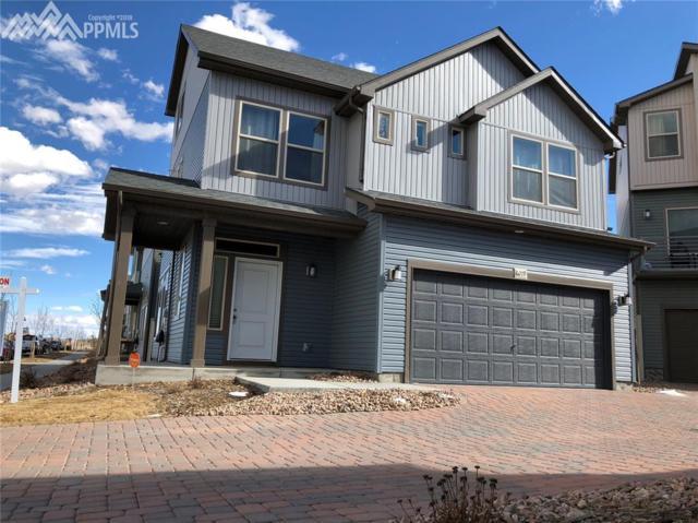 6219 Mineral Belt Drive, Colorado Springs, CO 80927 (#8893366) :: The Hunstiger Team