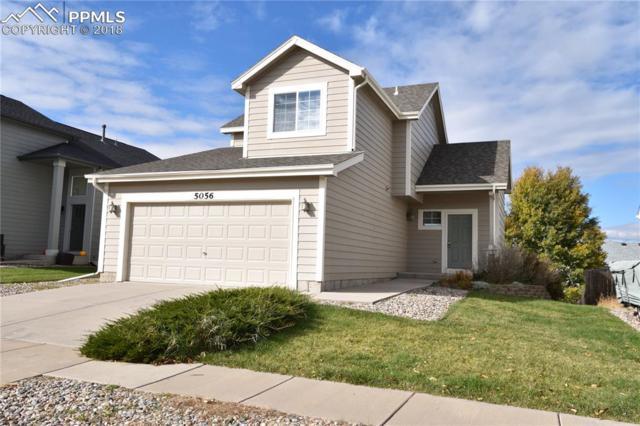 5056 Stone Fence Drive, Colorado Springs, CO 80922 (#8894678) :: The Hunstiger Team