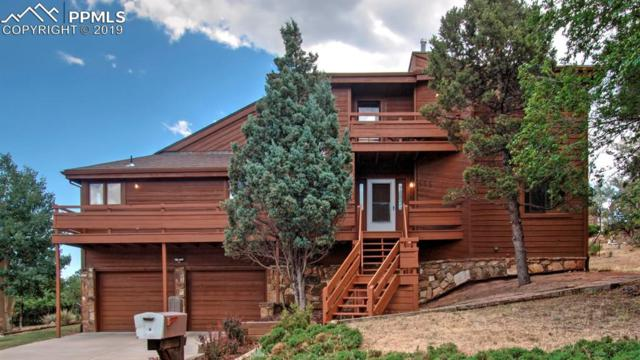 465 Crystal Hills Boulevard, Manitou Springs, CO 80829 (#8897257) :: Action Team Realty