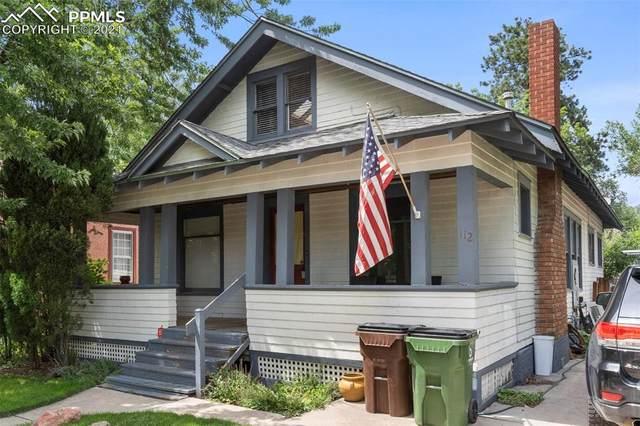 112 Cheyenne Boulevard, Colorado Springs, CO 80905 (#8897287) :: Dream Big Home Team | Keller Williams