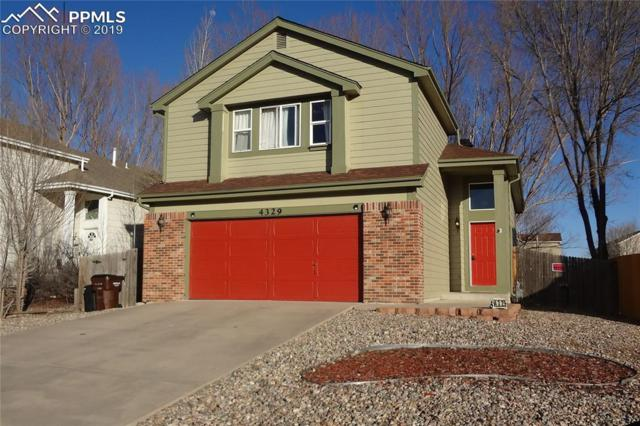 4329 Levi Lane, Colorado Springs, CO 80925 (#8900271) :: The Dunfee Group - powered by eXp Realty