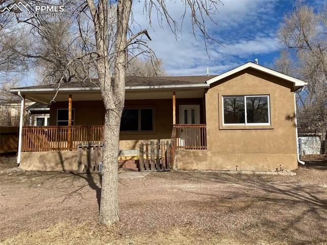 120 W Ramona Avenue, Colorado Springs, CO 80905 (#8905748) :: Action Team Realty