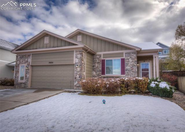 7035 Creekfront Drive, Fountain, CO 80817 (#8905804) :: The Hunstiger Team