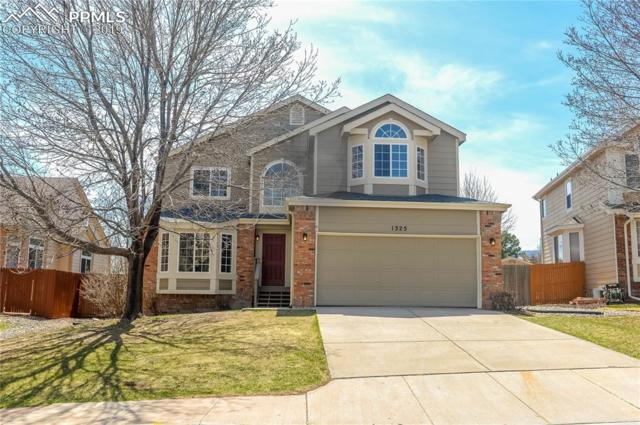 1325 Bison Ridge Drive, Colorado Springs, CO 80919 (#8906332) :: Tommy Daly Home Team