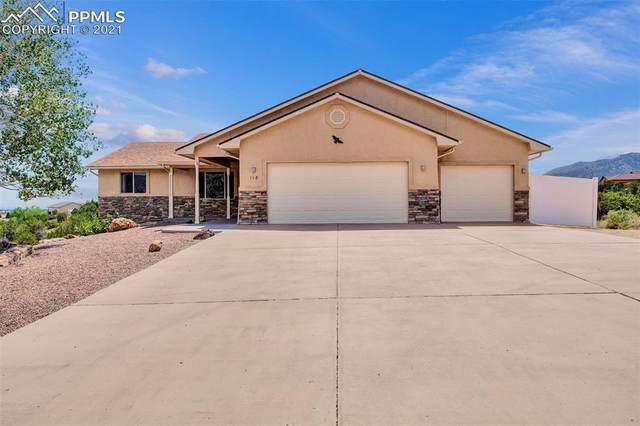 118 Wild Rose Drive, Canon City, CO 81212 (#8907731) :: Compass Colorado Realty