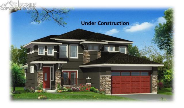 1078 Kelso Place, Colorado Springs, CO 80921 (#8909467) :: Venterra Real Estate LLC