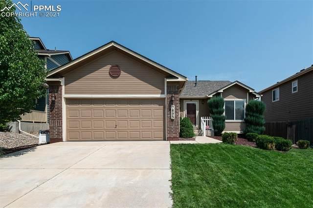 7895 Wythe Drive, Fountain, CO 80817 (#8909546) :: Venterra Real Estate LLC