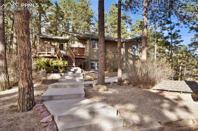 13335 Brentwood Drive, Colorado Springs, CO 80908 (#8910032) :: The Daniels Team