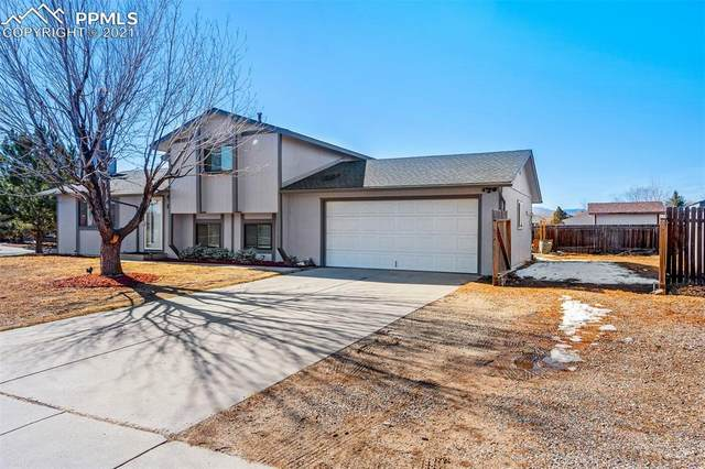 1260 Keith Drive, Colorado Springs, CO 80916 (#8912392) :: Fisk Team, RE/MAX Properties, Inc.