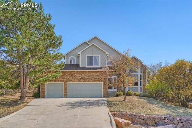 145 Wuthering Heights Drive, Colorado Springs, CO 80921 (#8913132) :: 8z Real Estate