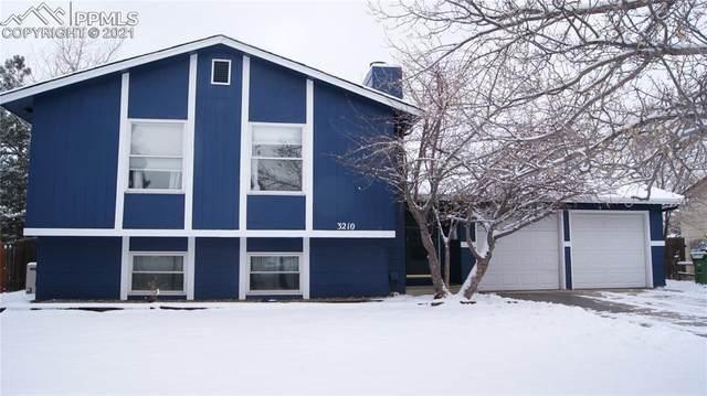 3210 Mirage Drive, Colorado Springs, CO 80920 (#8914232) :: The Kibler Group
