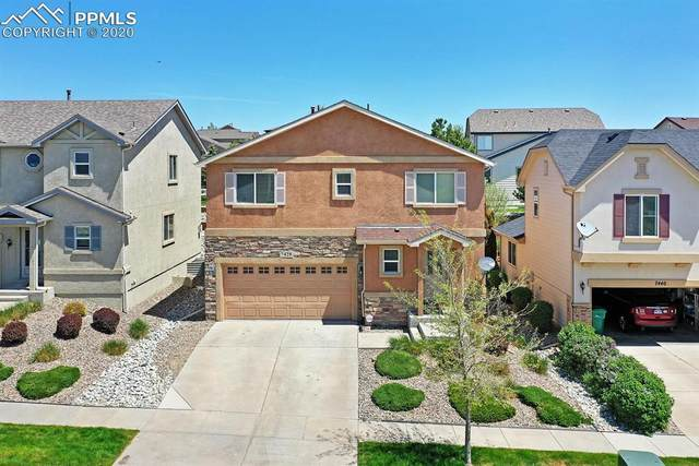 7428 Falconer View, Colorado Springs, CO 80922 (#8915000) :: Tommy Daly Home Team