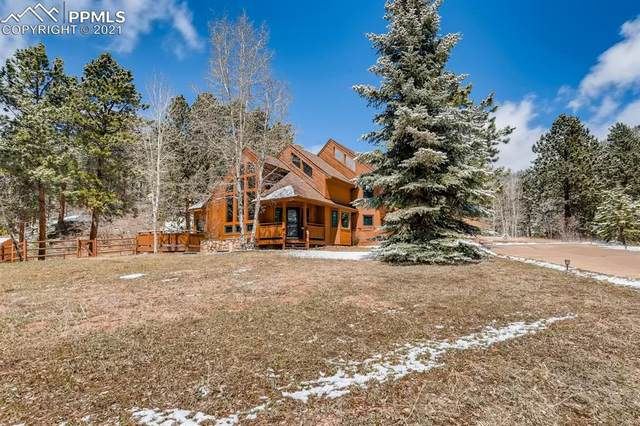 900 Sun Valley Drive, Woodland Park, CO 80863 (#8917267) :: The Daniels Team