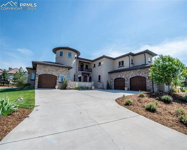 2218 Coyote Crest View, Colorado Springs, CO 80921 (#8919298) :: 8z Real Estate