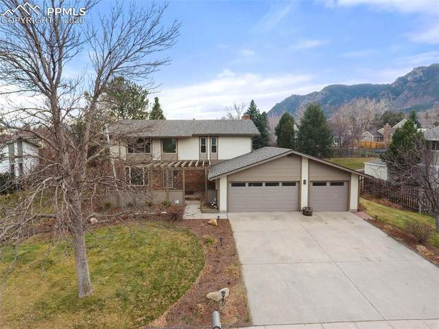 3215 Springridge Drive, Colorado Springs, CO 80906 (#8922328) :: The Kibler Group