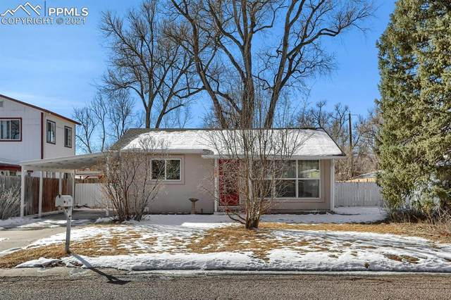 108 Hayes Drive, Colorado Springs, CO 80911 (#8924103) :: Venterra Real Estate LLC