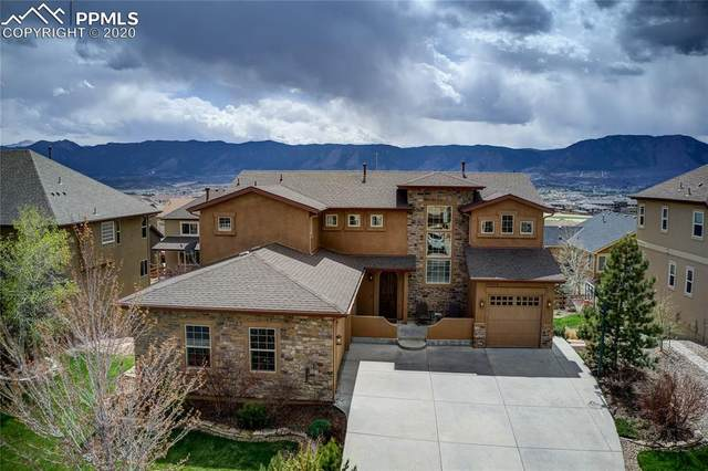 16684 Mystic Canyon Drive, Monument, CO 80132 (#8924247) :: The Daniels Team