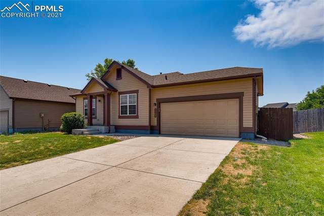 7145 Josh Byers Way, Fountain, CO 80817 (#8924557) :: The Artisan Group at Keller Williams Premier Realty