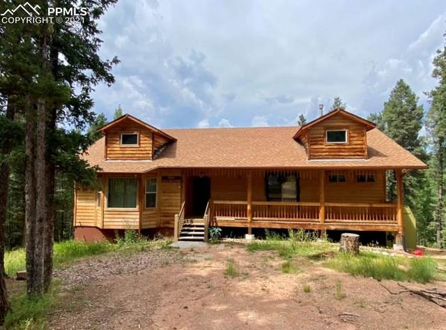 935 Bennett Drive, Cripple Creek, CO 80813 (#8924707) :: Tommy Daly Home Team