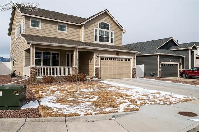 9732 Carnival Lane, Fountain, CO 80817 (#8925145) :: Action Team Realty