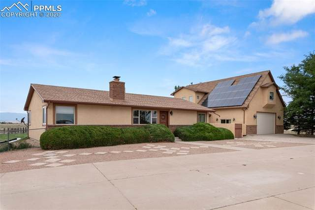 1181 S Sabinas Drive, Pueblo West, CO 81007 (#8927482) :: The Daniels Team