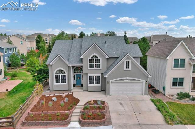 12675 Brookhill Drive, Colorado Springs, CO 80921 (#8929445) :: Tommy Daly Home Team