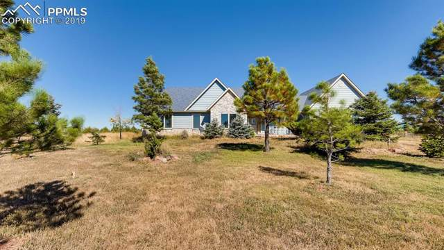 17655 Blacksmith Drive, Peyton, CO 80831 (#8929658) :: Jason Daniels & Associates at RE/MAX Millennium