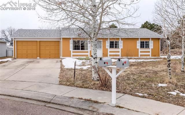 7010 Shoshone Way, Colorado Springs, CO 80915 (#8937646) :: Jason Daniels & Associates at RE/MAX Millennium