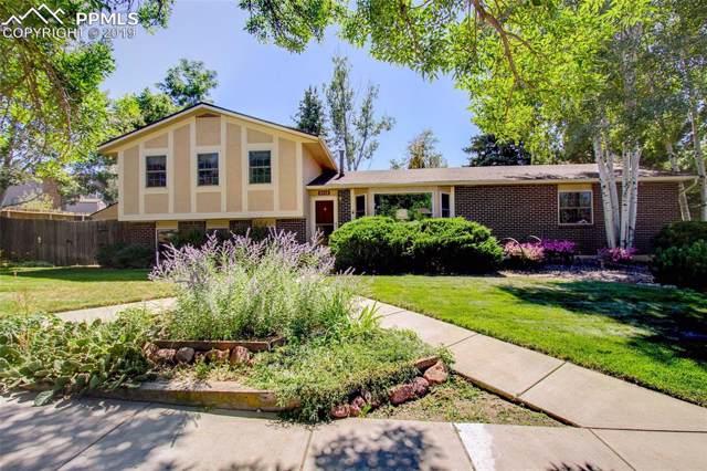 5115 S Carefree Circle, Colorado Springs, CO 80917 (#8937712) :: The Treasure Davis Team