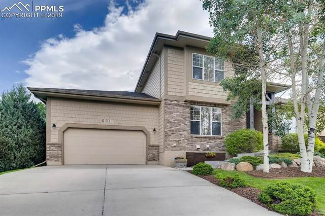 601 Saber Creek Drive, Monument, CO 80132 (#8939280) :: The Hunstiger Team