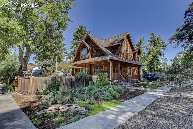 808 Arcadia Place, Colorado Springs, CO 80903 (#8941148) :: The Daniels Team
