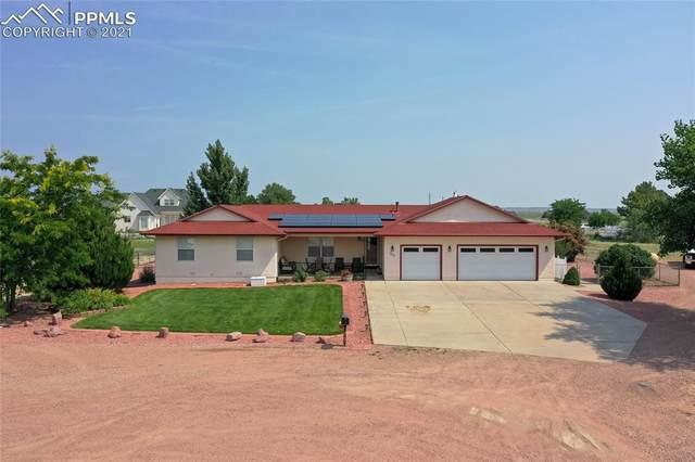 253 S La Grange Circle, Pueblo West, CO 81007 (#8941269) :: The Treasure Davis Team | eXp Realty