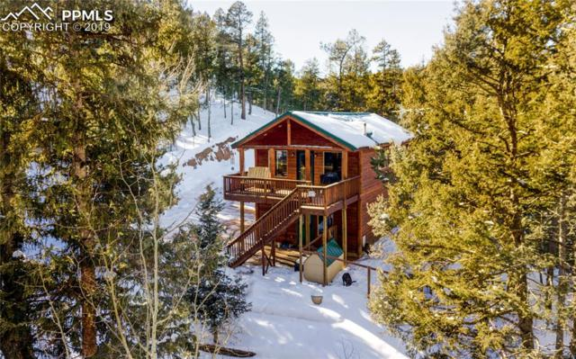 13 Keokuk Road, Woodland Park, CO 80863 (#8942675) :: Relevate Homes | Colorado Springs