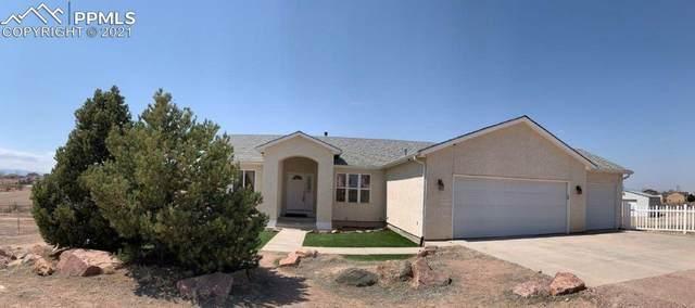 1143 S Sweetwater Court, Pueblo West, CO 81007 (#8944317) :: The Treasure Davis Team | eXp Realty