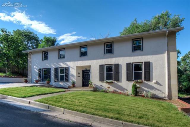 119 Wood Terrace Drive, Colorado Springs, CO 80903 (#8947475) :: 8z Real Estate