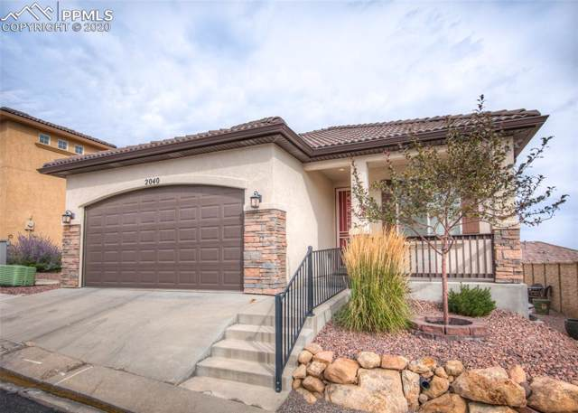 2040 Cheyenne Summer View, Colorado Springs, CO 80904 (#8951035) :: Action Team Realty