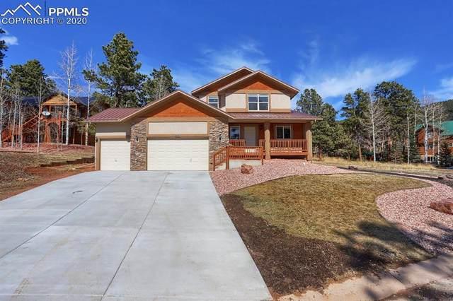 600 Skyline Drive, Woodland Park, CO 80863 (#8951214) :: 8z Real Estate