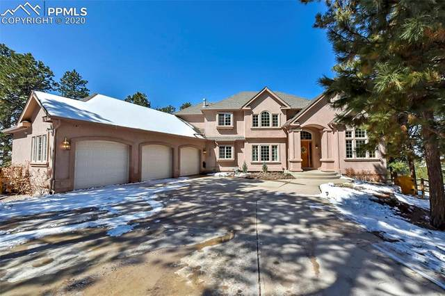 18440 Woodhaven Drive, Colorado Springs, CO 80908 (#8951876) :: Tommy Daly Home Team