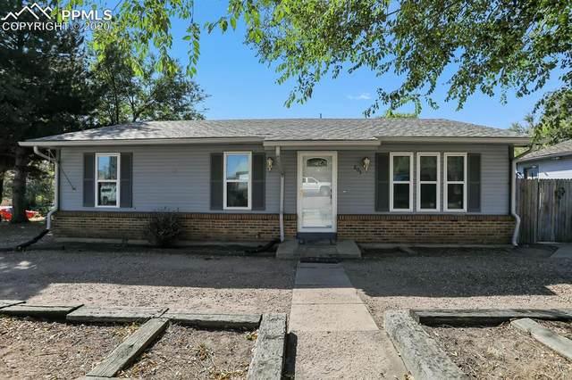 805 W Van Buren Street, Colorado Springs, CO 80907 (#8954198) :: Action Team Realty