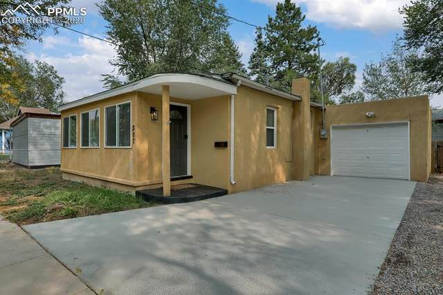 307 S Twenty Sixth Street, Colorado Springs, CO 80904 (#8957623) :: Action Team Realty