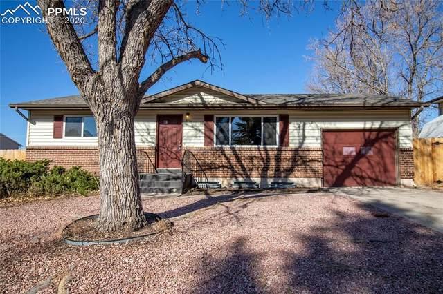 3997 Half Turn Place, Colorado Springs, CO 80917 (#8960938) :: The Kibler Group