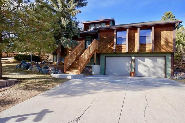 748 S Grey Eagle Circle, Colorado Springs, CO 80919 (#8961482) :: The Dixon Group