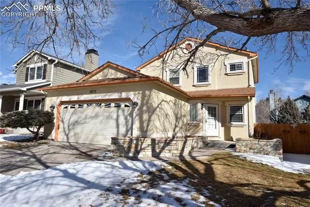 5833 Wisteria Drive, Colorado Springs, CO 80919 (#8963548) :: The Kibler Group